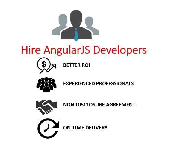 technical expertise in angularJS development
