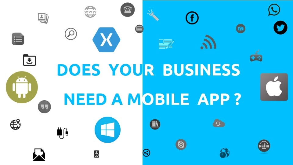 Does Your Business Need a Mobile App?