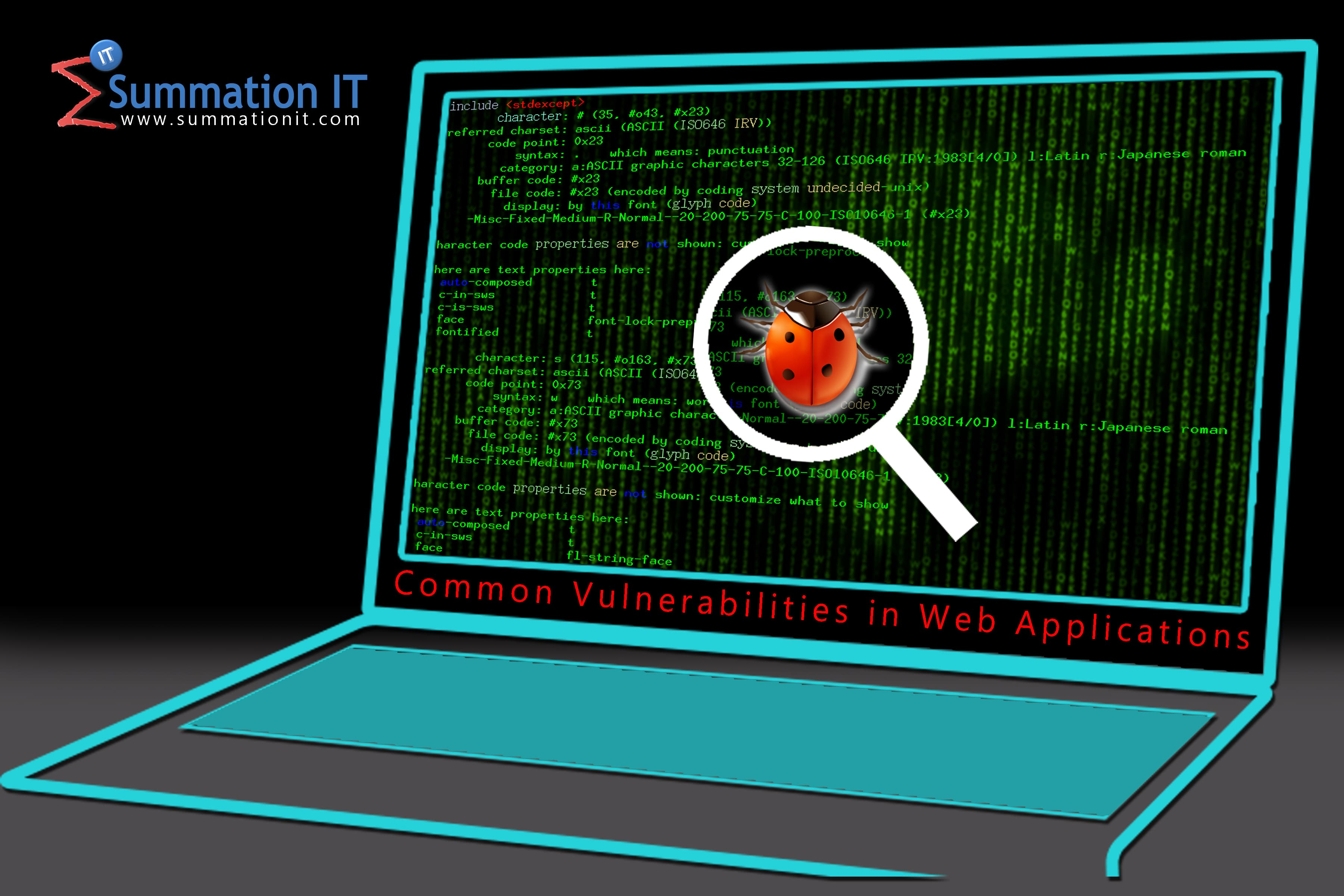 Common Vulnerabilities in Web Applications:
