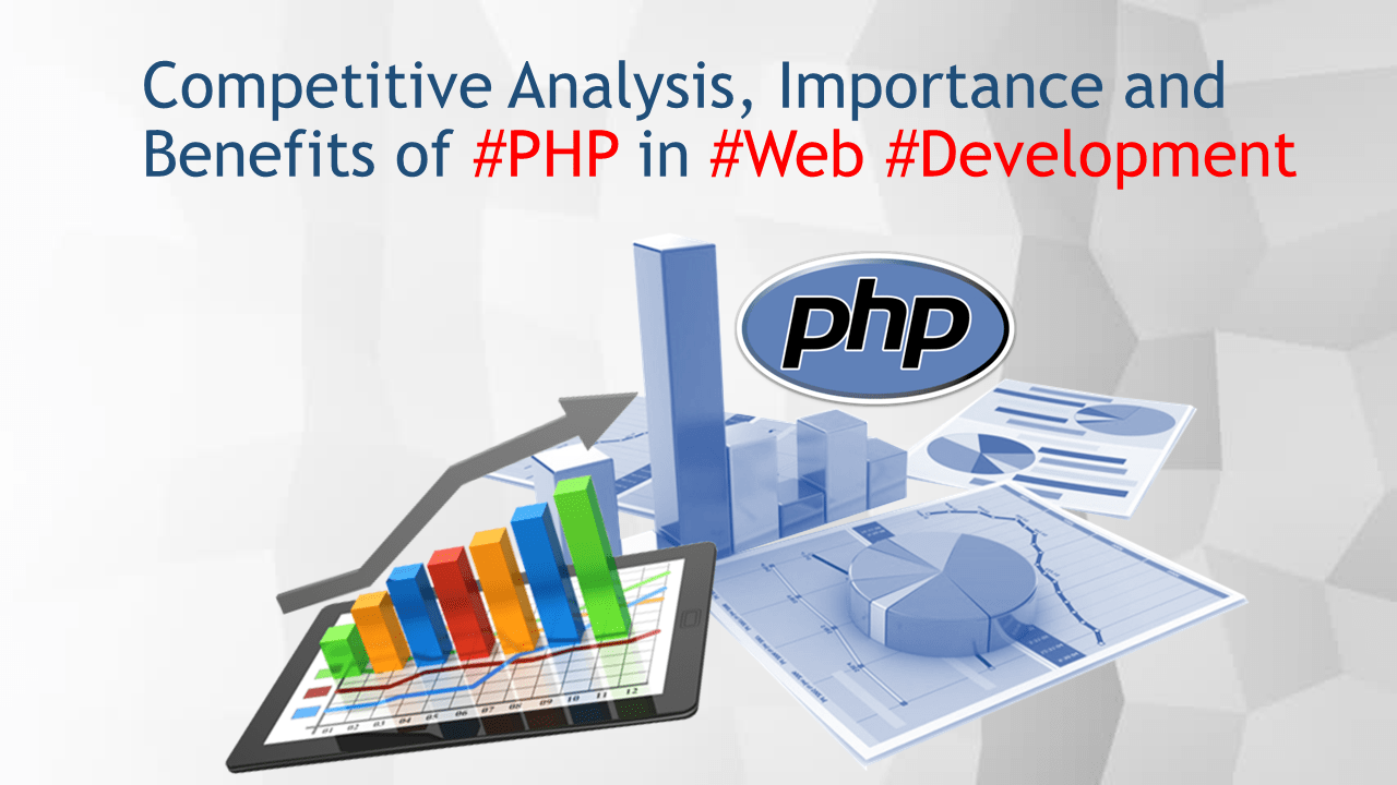 Competitive Analysis, Importance and Benefits of PHP in Web Development