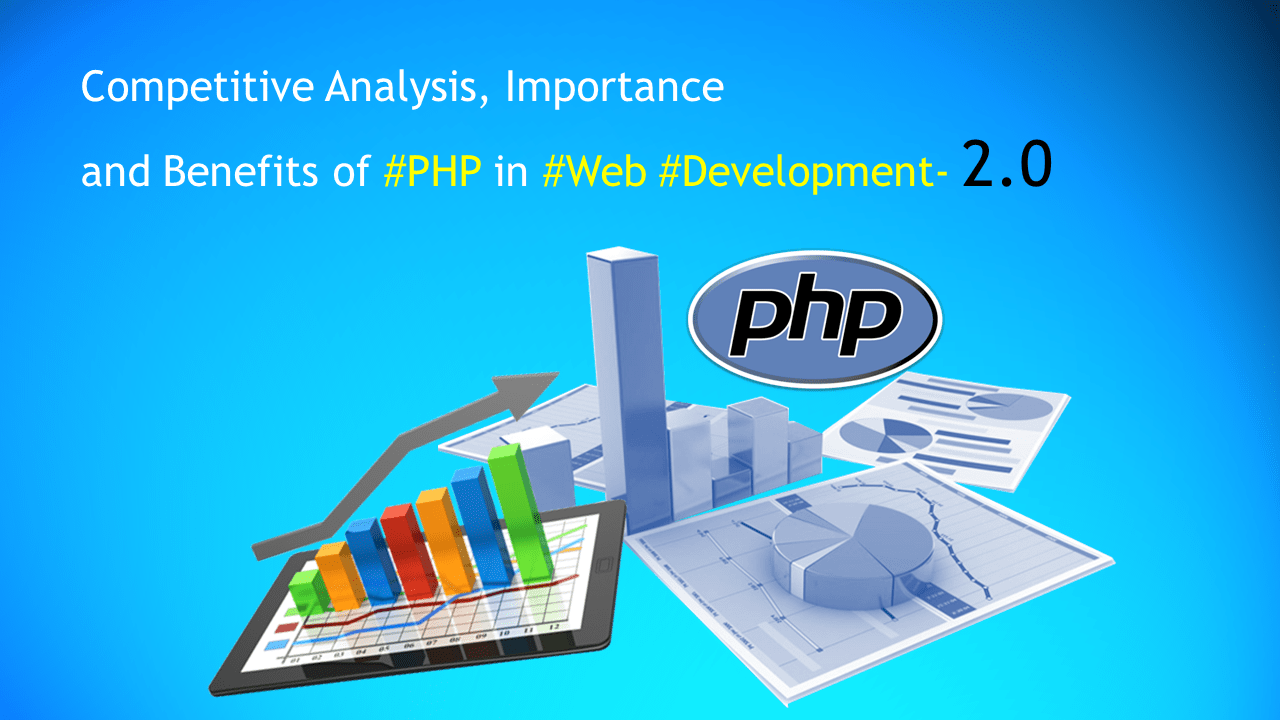 Competitive Analysis, Importance and Benefits of PHP in Web Development - 2.0