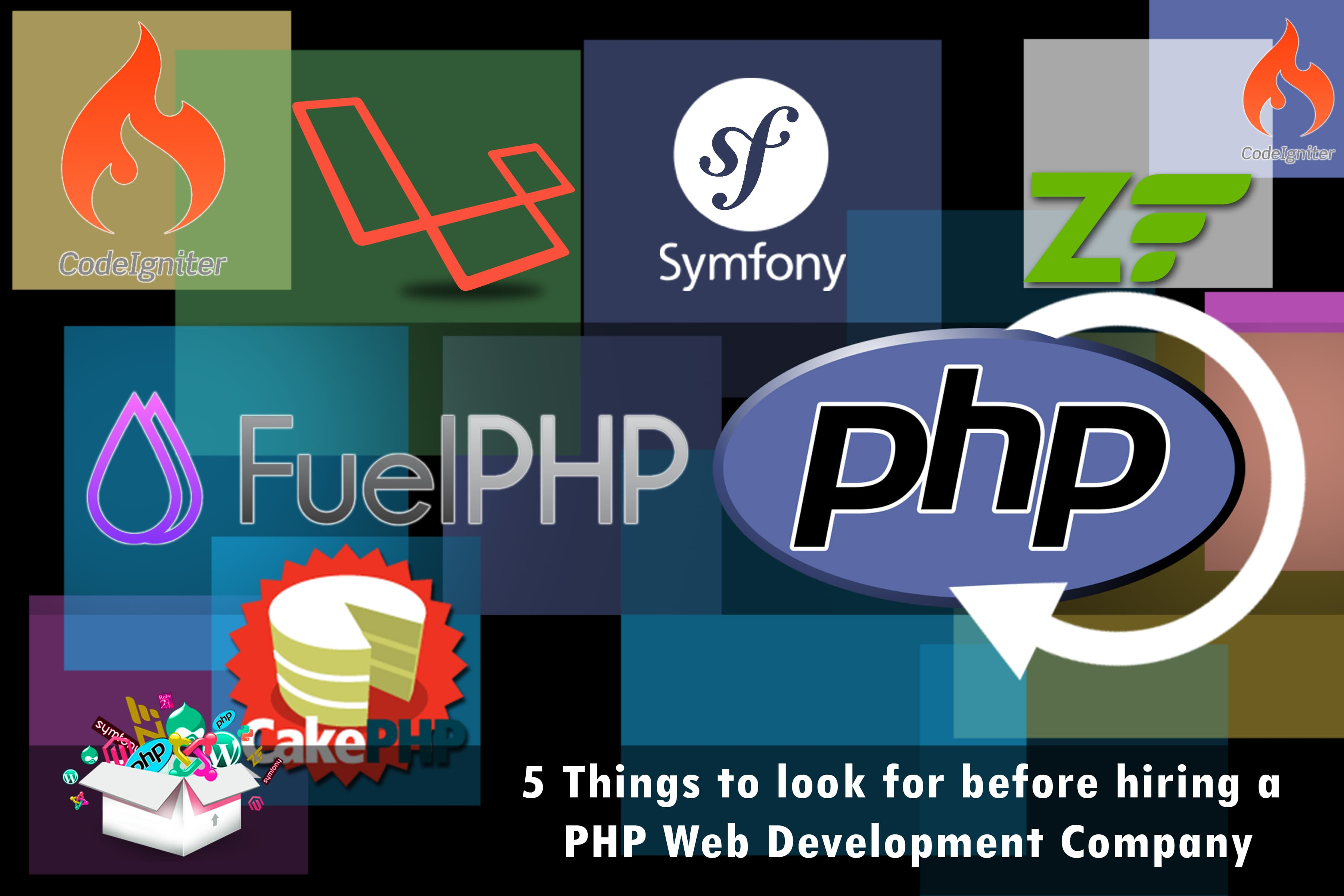 5 Things to look for before hiring a PHP Web Development Company