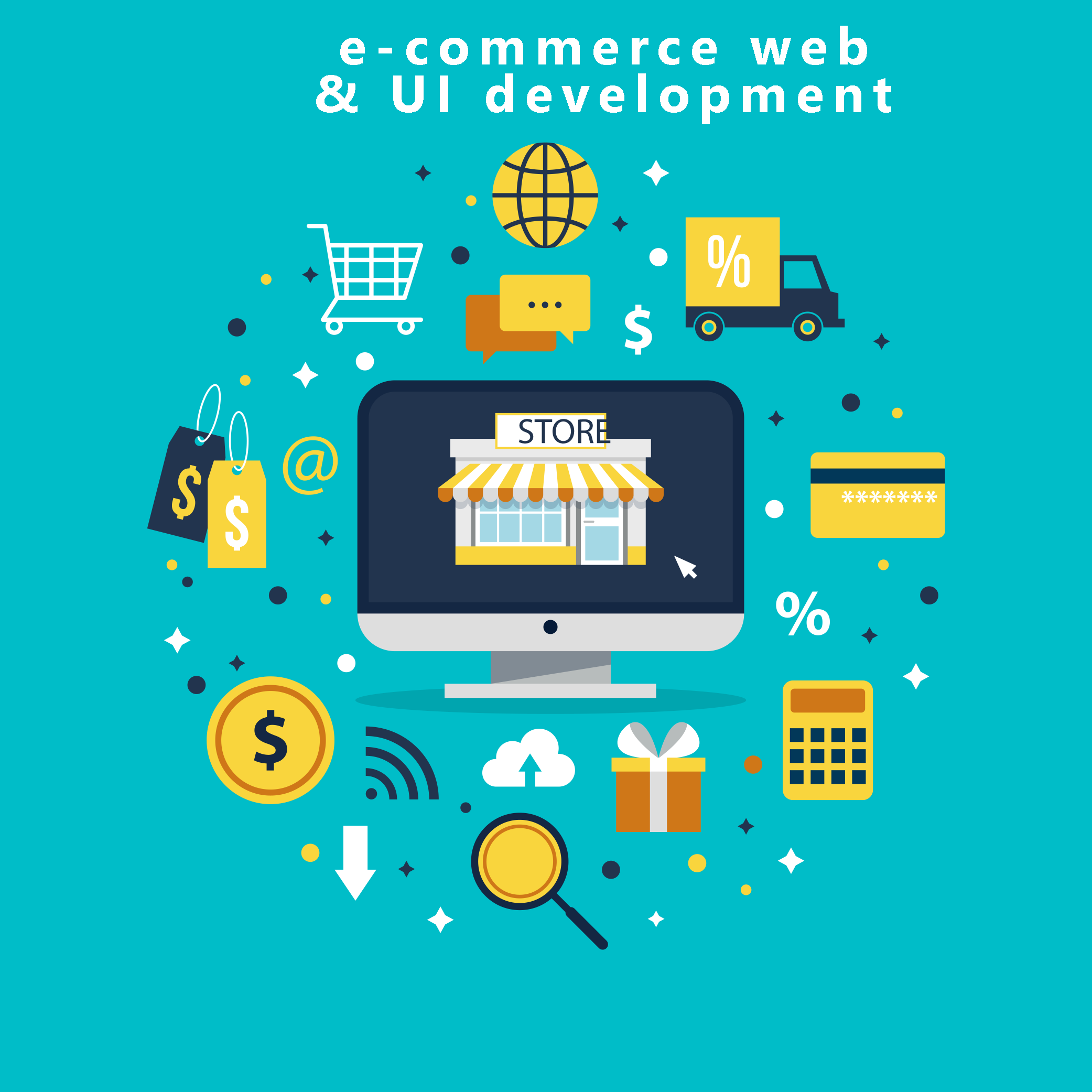 SummationIT e-commerce development