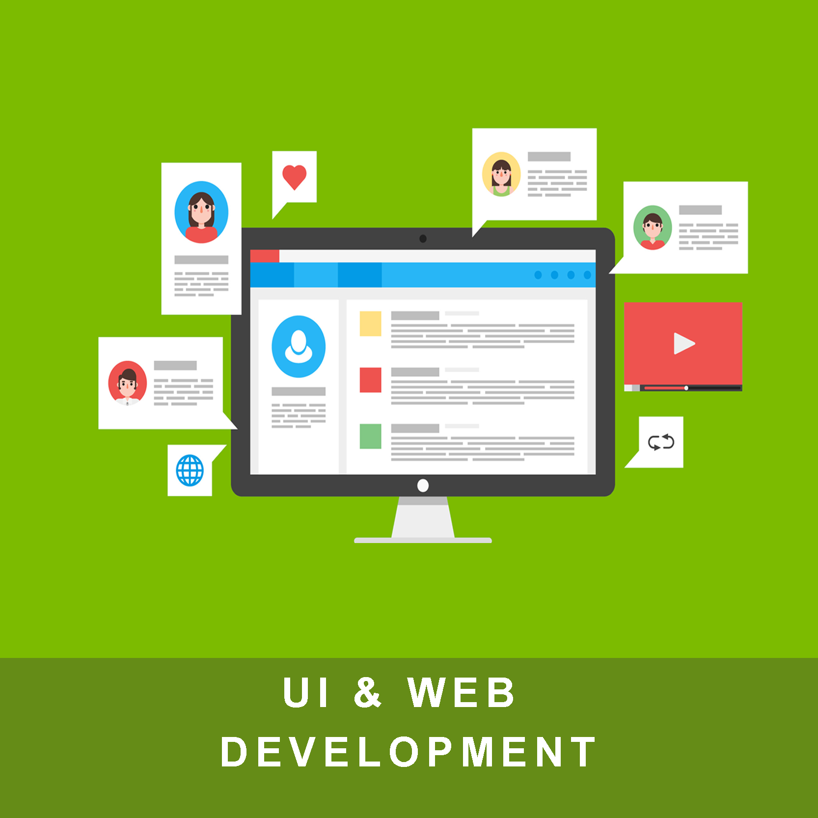 SummationIT web development